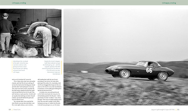 The Iconic E-type by Philip Porter