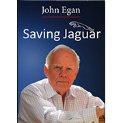 Saving Jaguar by Sir John Egan