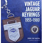 Vintage Jaguar Keyrings by Morrill 'Bud' Marston