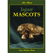All About Jaguar Mascots by Cooling, Bailey & Mond-UK INC P&P - IN STOCK