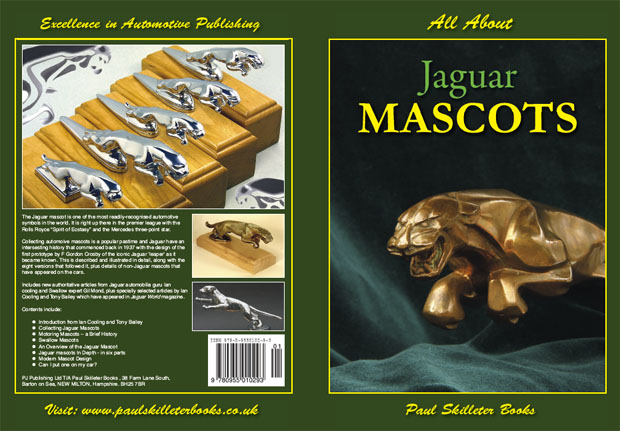 All About Jaguar Mascots
