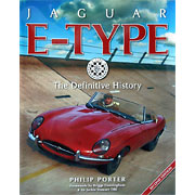 Jaguar E-type - The Definitive History by Philip Porter 672pp IN STOCK