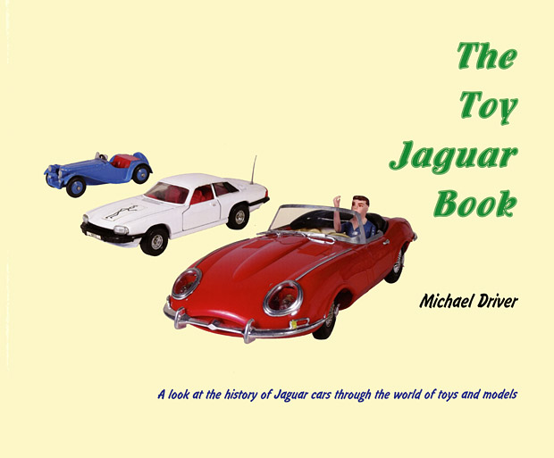 The Toy Jaguar Book from Paul Skilleter Books