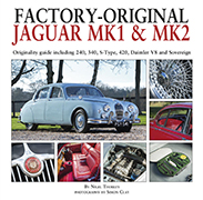 Factory-Original Jaguar Mk1 & Mk2 by Nigel Thorley