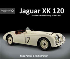 Jaguar XK 120 – The remarkable history of JWK 651