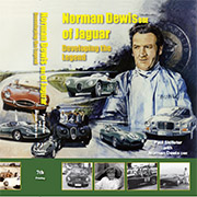 Norman Dewis (OBE) of Jaguar: Standard Edition LOW STOCK