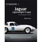 Jaguar Lightweight E-type The story of 4WPD