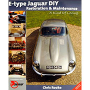 E-type Jaguar DIY Restoration & Maintenance Chris Rooke