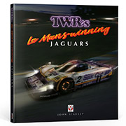TWR's Le Mans winning Jaguars by John Starkey