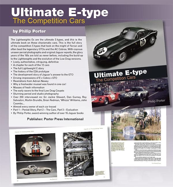 Ultimate E-type by Philip Porter